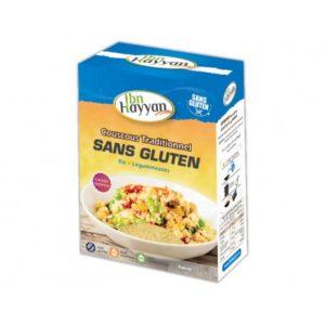 Ibn Hayen Couscous Sans Gluten