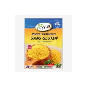 Ibn Hayyan Mhamsa sans gluten