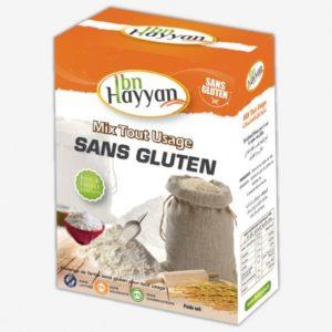 Ibn Hayyan Mix pain