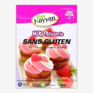 Ibn Hayyan  mix pâtisserie pomme de terre