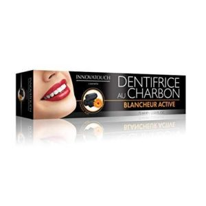 INNOVATOUCH DENTIFRICE AU CHARBON ACTIF 75 ML