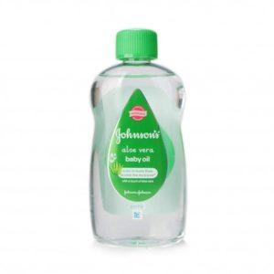 Johnson's huile a l'aloé-vera