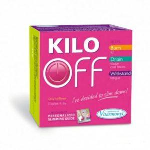 KILO OFF MINCEUR Vitarmonyl – BOITE 10 SACHETS