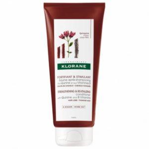 Klorane baume aprés shampoing a la quinine et au vitamines B