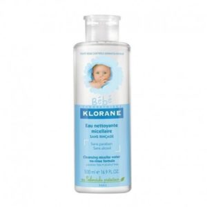 Klorane eau nettoyante micellaire