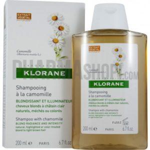 Klorane shampoing a la camomille