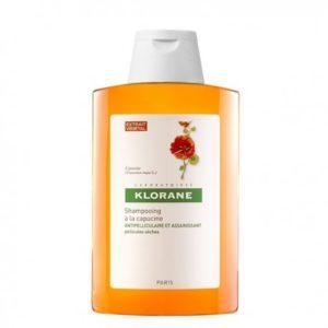 Klorane shampoing a la capucine