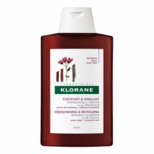 Klorane shampoing a la quinine