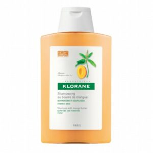 Klorane shampoing au beurre de mangue