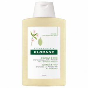 Klorane shampoing au lait d'amande