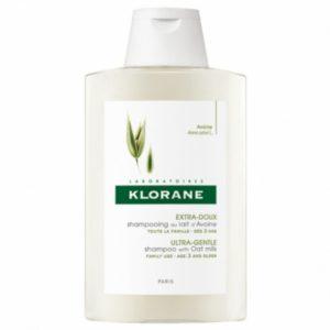 Klorane shampoing au lait d'avoine