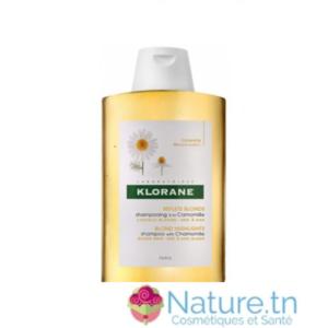 Klorane Shampooing à la Camomille – Reflets Blonds 200ML