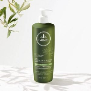 Laino soin nutritif intense corps a l'huile d'olive 400 ml