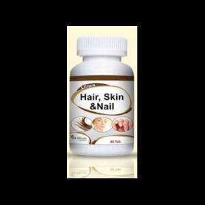 LILIUM – Cheveux – Peau- Ongles – 50 Comprimés