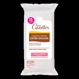Lingettes Intimes Extra-Douces 15 pcs