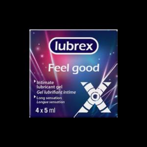 Lubrex préservatifs feel good
