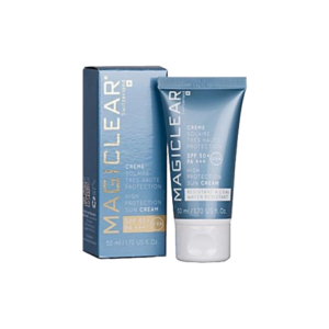 Magiclear crème solaire invisible