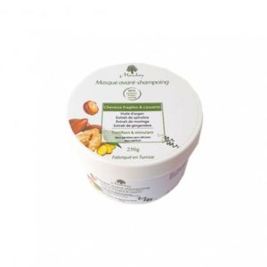 MAWLETY MASQUE AVANT SHAMPOING FORTIFIANT 250G