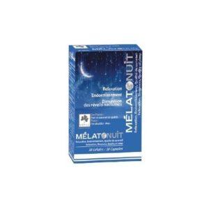 MELATONUIT VITAL 30 GELULES