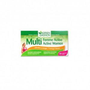 MULTI FEMME ACTIVE 30 COMPRIMES