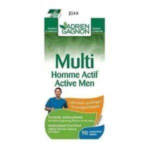 MULTI HOMME ACTIF 30 COMPRIMES
