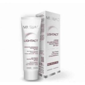 Muriac Ligihtact crème éclaircissant spf 50+
