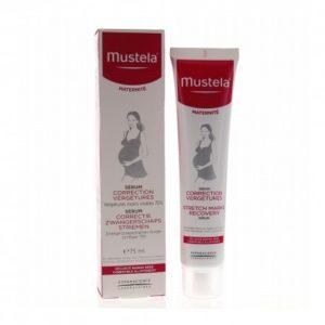 Mustela sérum correction vergetures