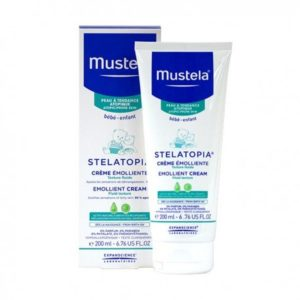 Mustela stelatopia crème émolliente