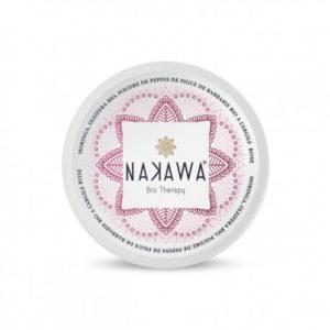 Nakawa masque  argile rose