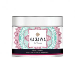 Nakawa masque argile vert