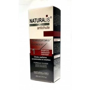 NATURALIS SHAMPOING ENERGISANT FORTIFIANT