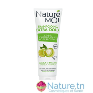 NATURE MOI SHAMPOOING EXTRA-DOUX – Cheveux normaux 250ML
