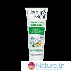 NATURE MOI SHAMPOOING PURIFIANT – Cheveux à tendance grasse 250ML