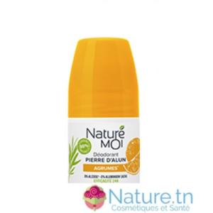 NATURE MOI DÉODORANT AGRUMES – Parfum Agrumes 50ML