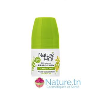NATURE MOI DÉODORANT YLANG-YLANG – Parfum Ylang-Ylang 50ML