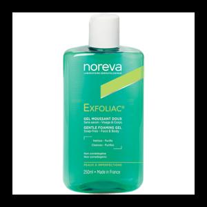 Noreva Exfoliac gel moussant