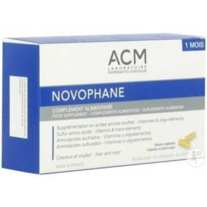 Novophane complément alimentaire 60 gelules