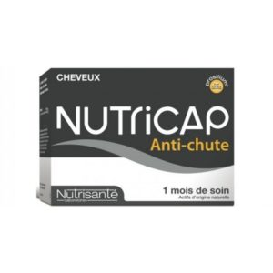 Nutricap anti-chute 60 gélules