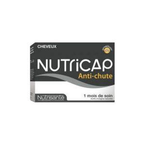 NUTRICAP ANTI-CHUTE CHEVEUX 60 GELULES
