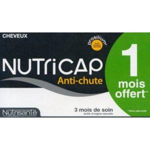 NUTRICAP CROISSANCE ANTICHUTE – 180 GÉLULES