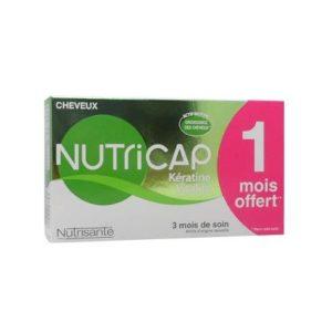 Nutricap kératine & vitalité 90 capsules