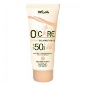 OLCARE ECRAN SOLAIRE TEINTÉ BEIGE ROSÉ SPF50+ 50ML