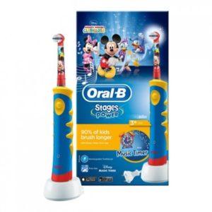 Oral B brosse à dents électrique Mickey Mouse