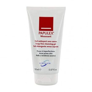 Papulex gel moussant