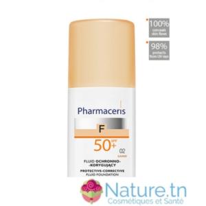 Pharmaceris Fluid Fondation N2 SPF50+ 30ML