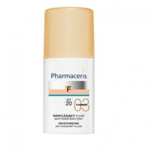 Pharmaceris Fond de teint spf20 (03 tanned)