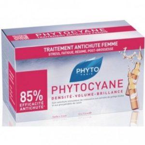 Phyto Cyane ampoules soin anti-chute