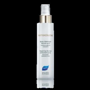 PHYTO PHYTOKERATINE Spray réparateur thermo-actif Cheveux abîmés, cassants