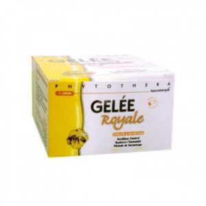 Phyto Thera gelée royale  ampoules b/20