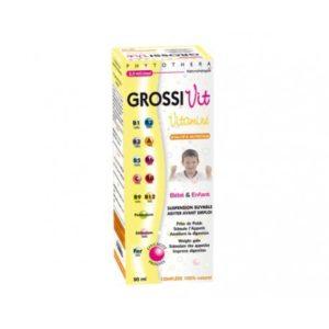 Phyto Thera grossivit vitamine sirop 90ml